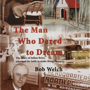 The Man Who Dared to Dream. The story of Julian Reiss, who had the faith to make things happen.